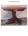 "48"" Corbel Dining Table"