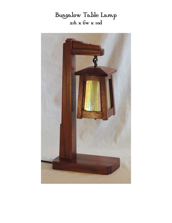 Bungalow Table Lamp
