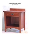 Craftsman Night Stand