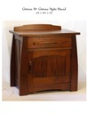 Greene & Greene Night Stand
