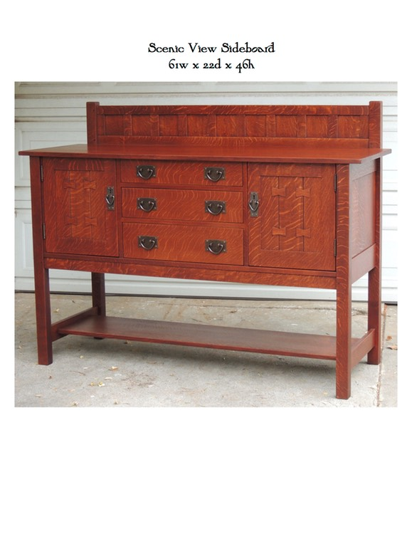 Scenic View Sideboard